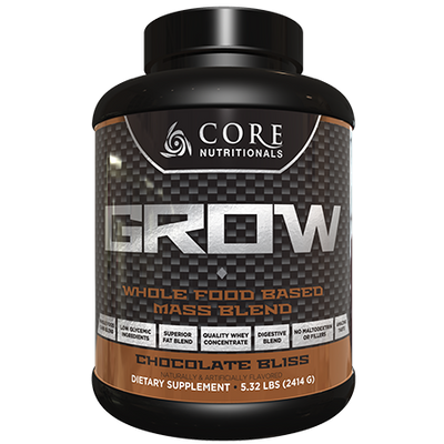 Core Nutritionals Grow Chocolate Bliss