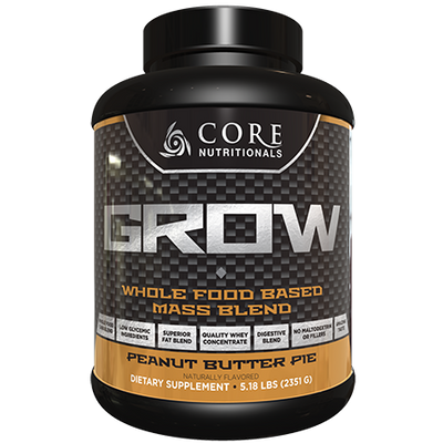 Core Nutritionals Grow Peanut Butter Pie