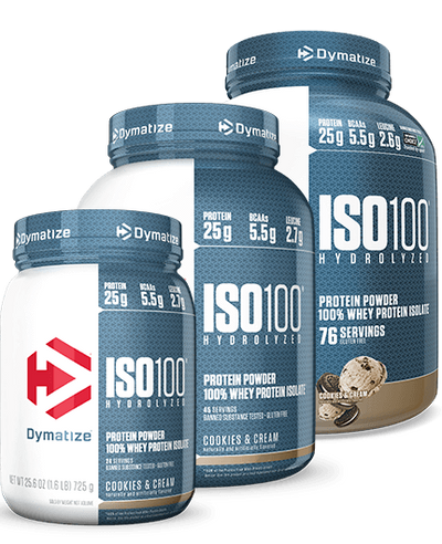 Dymatize ISO100 Cookies & Cream