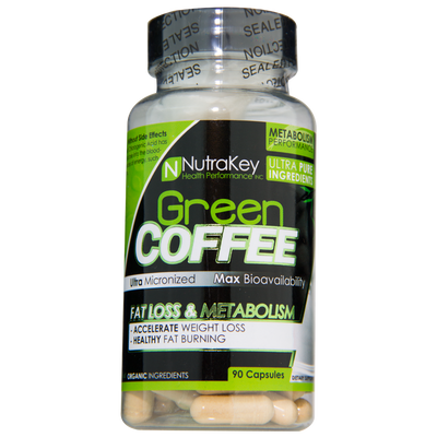 Nutrakey Green Coffee (90 Caps)