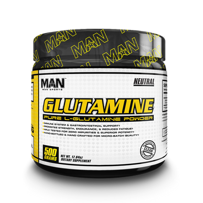 MAN Sports Glutamine 500g Neutral