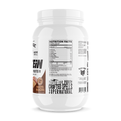 Black Magic Supply Protein