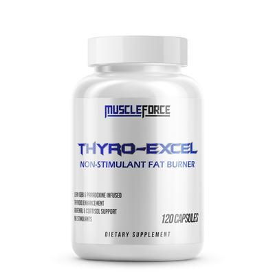 MuscleForce Thyro-Excel 120 Caps