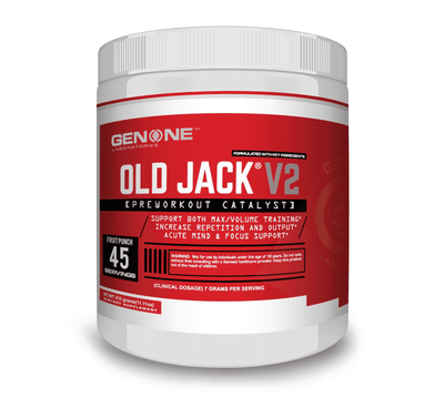 GenOne Labs Old Jack V2