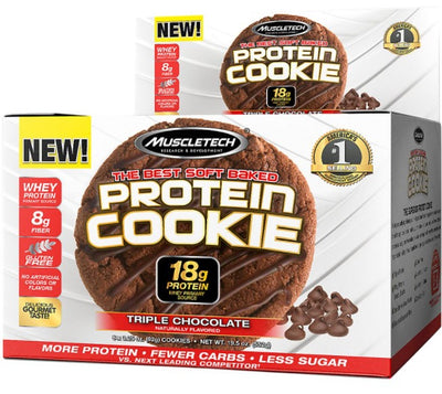 Muscletech Protein Cookie (Expires 1/19)