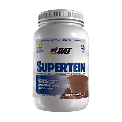 GAT Supertein Protein Chocolate 2 Lbs