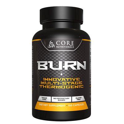 Core Burn 150 Caps - Core Nutritionals