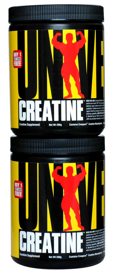 Creatine Powder 200+200 Universal Nutrition