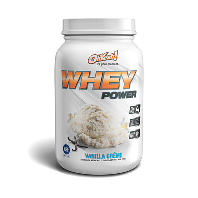 Oh Yeah! Whey Power 2 Lbs Vanilla Product Image