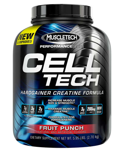 Cell Tech Performance Series Orange 6 Lbs Muscletech