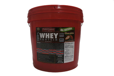 Pure Choice Whey Protein 5 Lbs Chocolate