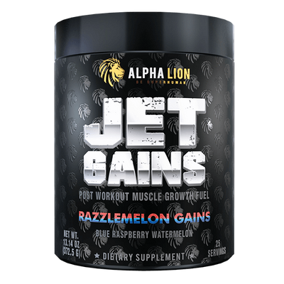 Alpha Lion Jet Gains