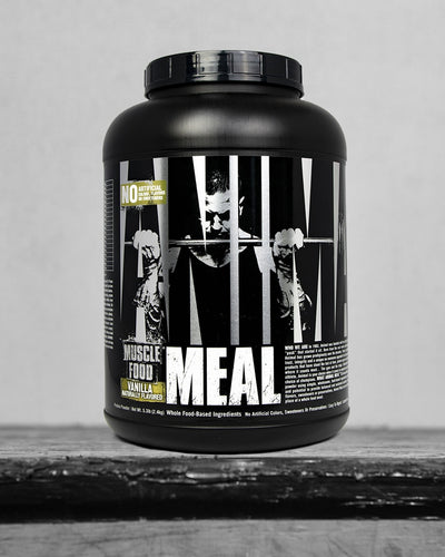 Animal Meal Protein vanilla