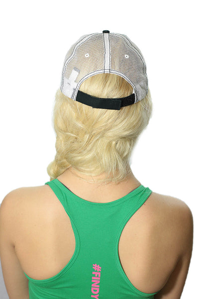 Her Suppz Mesh Back Cap