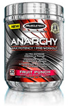 Anarchy Pre Workout 30 Servings Muscletech