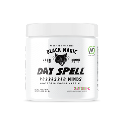 Black Magic Supply Day Spell