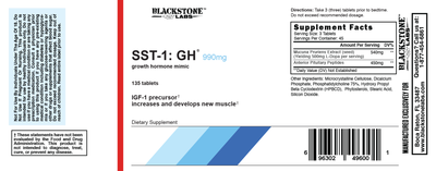 Blackstone Labs SST-1 Kit