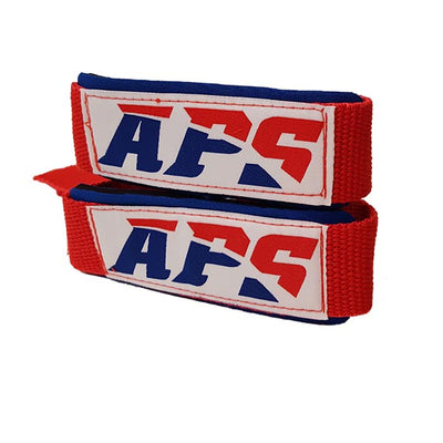APS Lifting Straps Angle View
