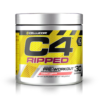 C4 Ripped Pre Workout Cellucor