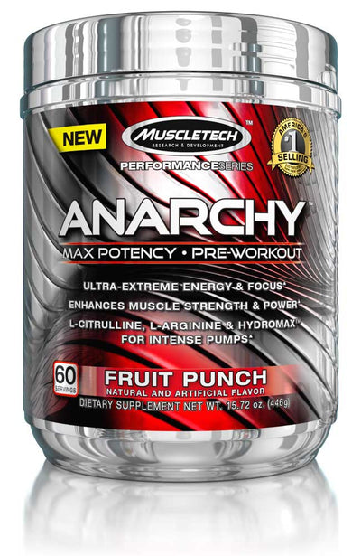 Anarchy 60 Servings Muscletech