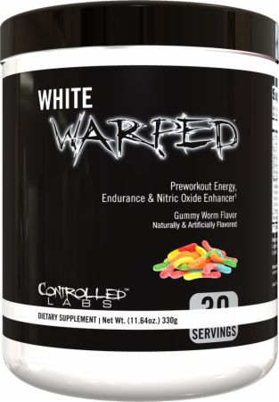 Controlled Labs White Warped