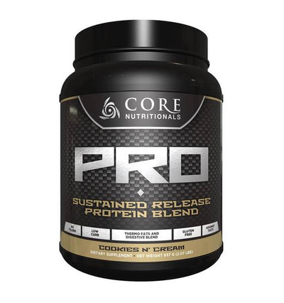 Core PRO Cookies N' Cream 2 Lbs - Core Nutritionals