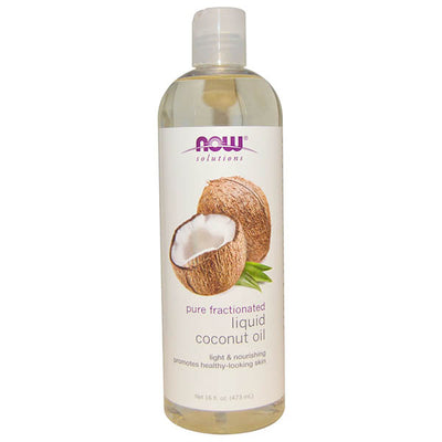 NOW Liquid Coconut Oil