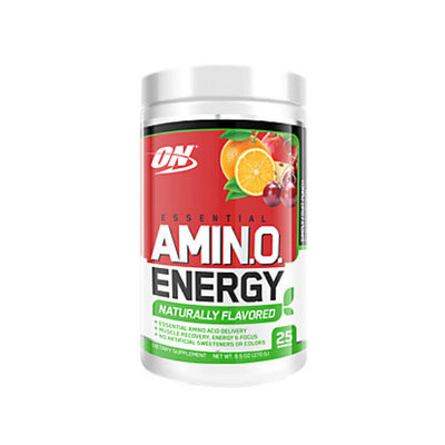 Naturally Flavored Amino Energy - Fruit Punch