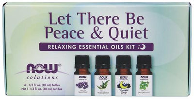 Let There Be Peace & Quiet Essential Oil Kit