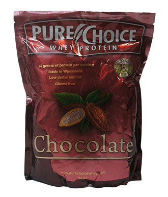 Pure Choice Whey Protein 2 Lbs Chocolate