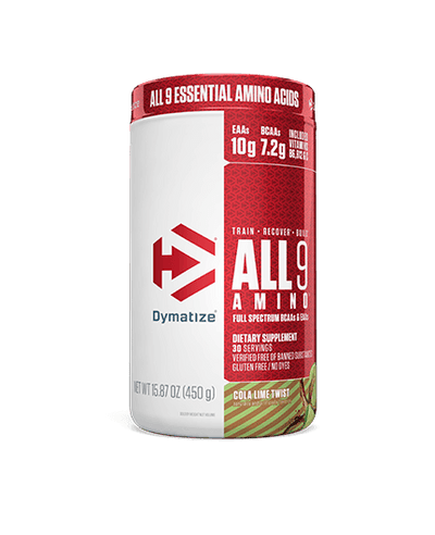 Dymatize All 9 Amino Cola Lime Twist