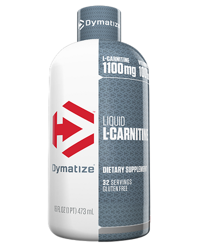 Dymatize liquid carnitine