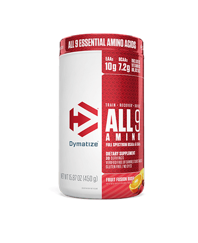Dymatize All 9 Amino Fruit Fusion Rush