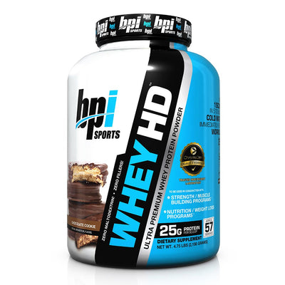 BPI Whey HD 5 Lbs Chocolate Cookie