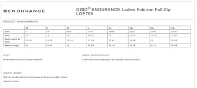 Her Suppz Ogio Endurance Jacket