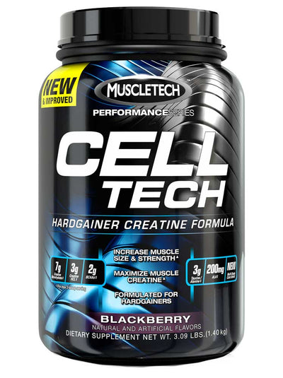 Cell Tech Performance Series Grape 3 Lbs Muscletech