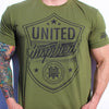 Inspired Army Shield T-Shirt