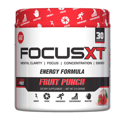 Focus XT Fruit Punch