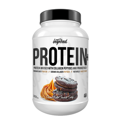 Inspired Nutraceuticals Protein+ Peanut Butter Chocolate Cookie