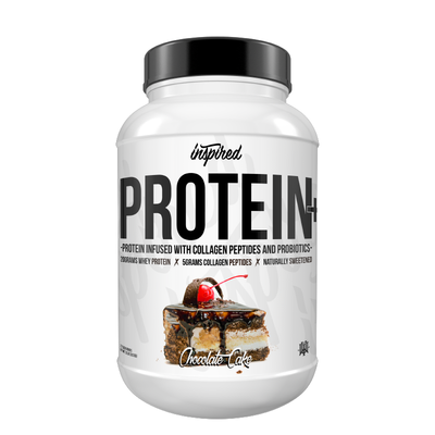 Inspired Nutraceuticals Protein+ Chocolate Cake