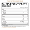 Inspired Nutraceuticals Protein+ Peanut Butter Chocolate Cookie Supplement Facts