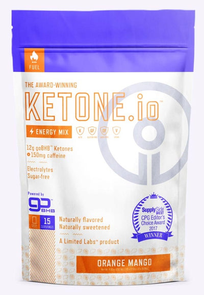 Ketone IO Energy Mix Orange Mango