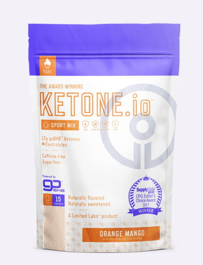 Ketone IO Sport mix Orange Mango