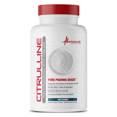 Metabolic Nutrition Citrulline 300g Unflavored