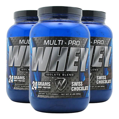Multi Pro Whey 3 Pack