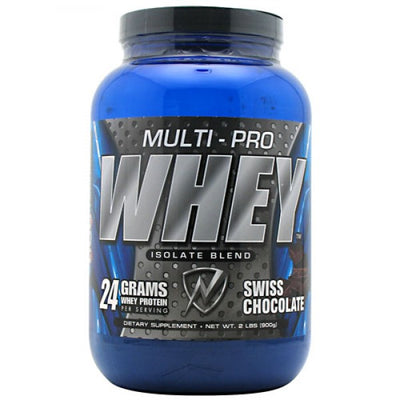 IDS New Whey Nutrition Multi-Pro Whey Isolate Blend