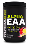 Nutrabio Alpha Eaa 30 Servings Strawberry Lemon Bomb