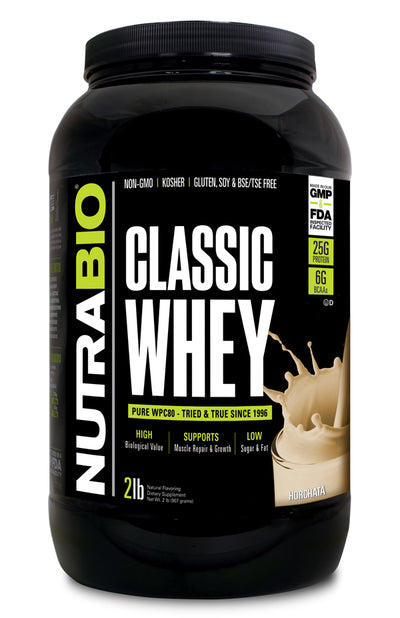 Nutrabio Classic Whey Horchata