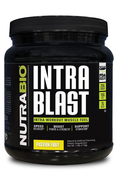 Nutrabio Intra Blast Passion Fruit