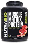 Nutrabio Muscle Matrix Strawberry Pastry